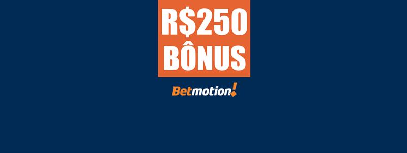 Betmotion bonus