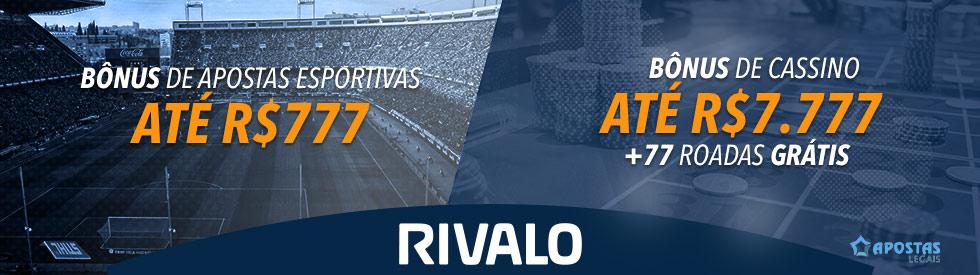Bônus bem-vindo Rivalo