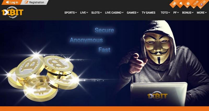 Bônus bitcoin 1xBit de boas-vindas